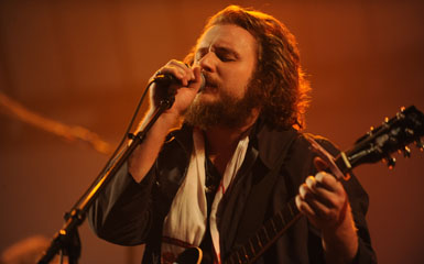 My Morning Jacket Live on Letterman