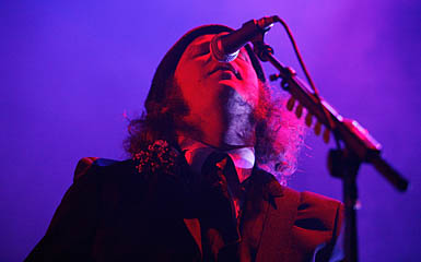 My Morning Jacket Jim James at Madison Square Garden