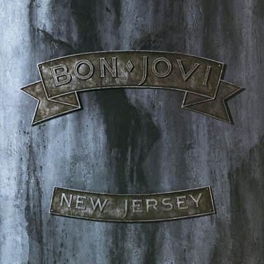 Bon Jovi New Jersey