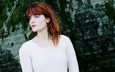 florence heavyinyourarms 385 Last.fm Discover Session With Florence And The Machine