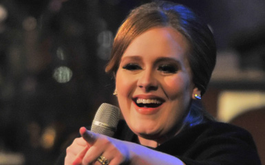 adele rolling in the deep video Adeles Rolling In The Deep Live On Letterman