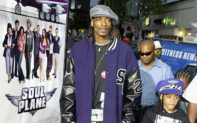 snoop soul plane Live On Letterman: 5 Best Snoop Dogg Film Roles