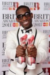 The BRIT Awards 2011 - Winners Boards